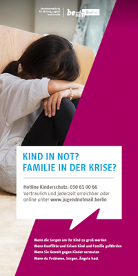 Kinderschutz-Kampagne